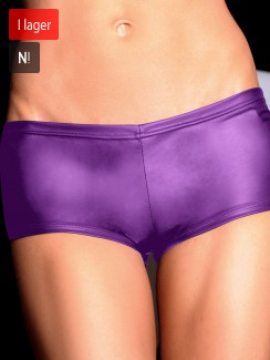 7heaven - Emilie Purple Super Sexy Stretchy Shorts