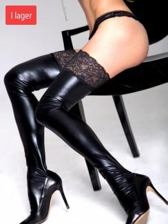 latex fetish sexiga underkläder plus size
