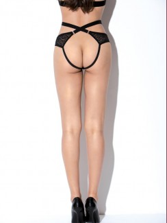 Hauty - 1416 Open Back Panty