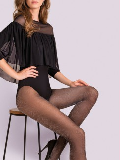 Gabriella - Lurex 20den Tights