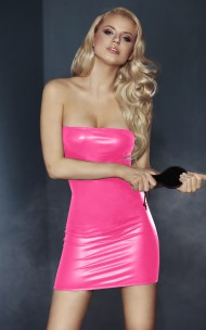 7heaven - Oxana Pink Erotic Dress