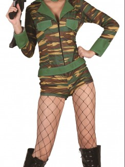 83210 Army Girl