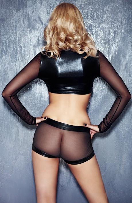 sexy-tjejer sexiga underkläder set